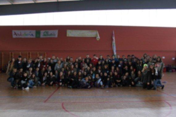 Grupos ACI celebran su identidad en Pedro Abad