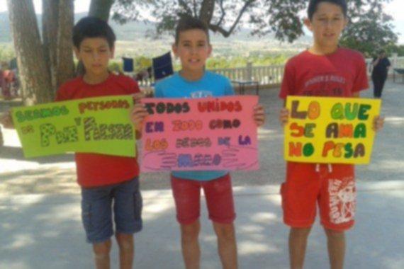 Campamento IBI14 – Día 27 julio de 2014