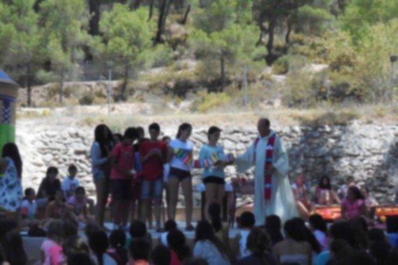 Campamento IBI14: Día 26 julio de 2014