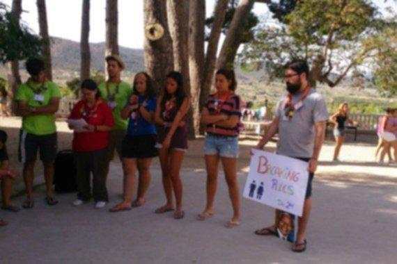 Campamento Ibi 2014: Día 24 de julio