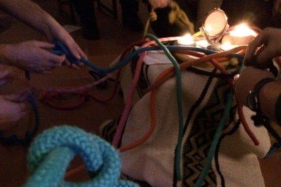 Ejercicios Espirituales 1ª Semana monitores de Grupos ACI