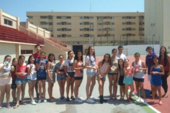 Despedida en Cádiz