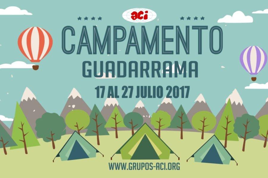 Campamento Chispas y Antorchas 2017 - GRUPOS ACI