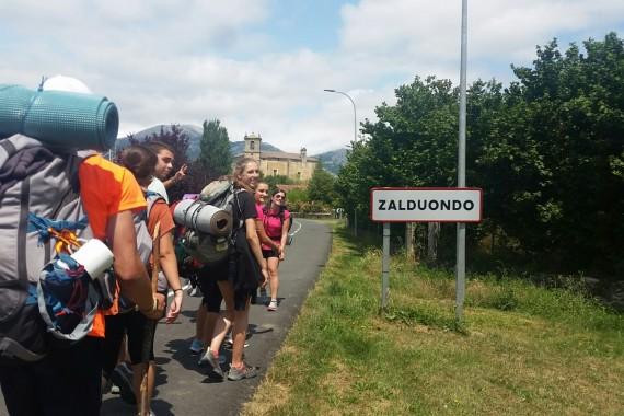 2ª Etapa: Maeztu-Zalduendo