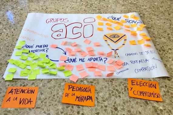 Encuentro de formación monitores de Bilbao – Santander