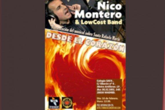 "Single ""Rafaela María"" de Nico Montero"